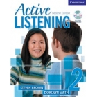 Active Listening 2  with Self-stuy Audio CD