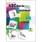 Abecedario animal. Refuerzo psicomotriz y fonético.(3-6 años)