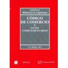 Código de comercio y leyes complementarias 2013