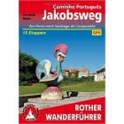 Rother Wanderführer Caminho Português - Jakobsweg