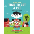 Second Grade - Time to Get a Pet : Math Activity Kit