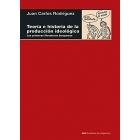 Teoría e historia de la producción ideológica: las primeras literaturas burguesas