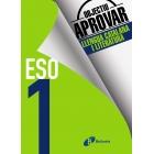 Objectiu aprovar Llengua Catalana i Literatura 1 ESO. Edició 2017