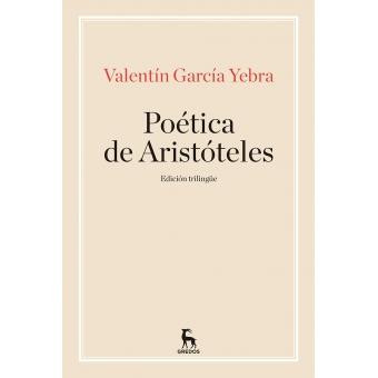 Poética de Aristóteles (edición trilingüe)