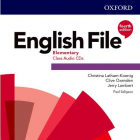 English File 4th edition - Elementary - Class Audio CDs