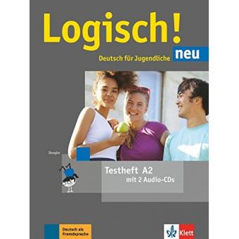 Logisch! neu: Testheft A2 mit Audio-CD