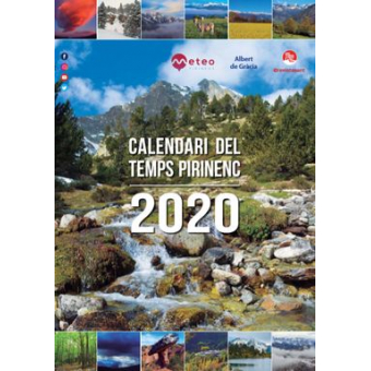 Calendari 2020 del Temps Pirinenc