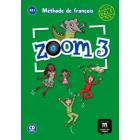 Zoom 3 Livre de l'élève   CD. A2.1