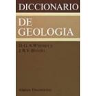 Diccionario de geología