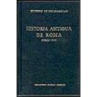 Historia antigua de Roma, Libros IV-VI