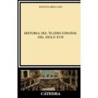 Historia del teatro español del siglo XVII