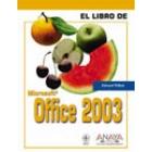 El libro de Microsoft Office 2003