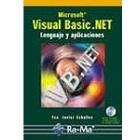 Visual basic.NET.Lenguajes y aplicaciones
