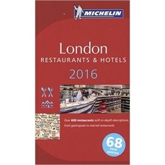 Londres/London (Guía Roja) Restaurants & Hotels 2016