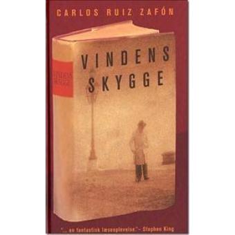 Vindens Skygge ( La Sombra del Viento en Danés )