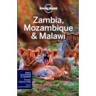 Zambia, Mozambique & Malawi. Lonely Planet (inglés)