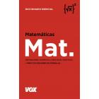 Matemáticas (diccionario)