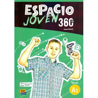 Espacio Joven 360 Nivel A1 Libro del alumno