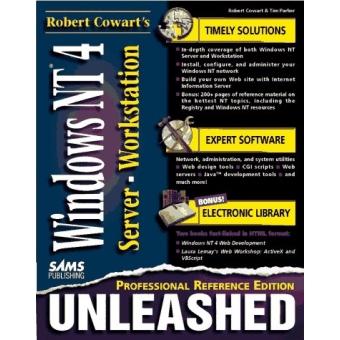 Robert Cowart's Windows NT sever. Workstation