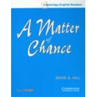 A matter of chance. Level 4. Cassettes (2)