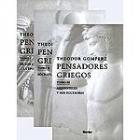 Pensadores griegos (Una historia de la filosofia de la Antigüedad) 3 tomos