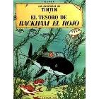 Las aventuras de Tintín. Tintin el tesoro de Rackham el rojo