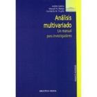 Análisis multivariado, Un manual para investigadores