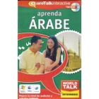 World Talk :  Aprenda Árabe.   Nivel intermedio.  CD-ROM