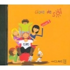 Clave de Sol Nivel 1 Audio CD