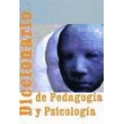 Diccionario de pedagogía y psicología
