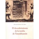 El descubrimiento de la tumba de Tutankhamon