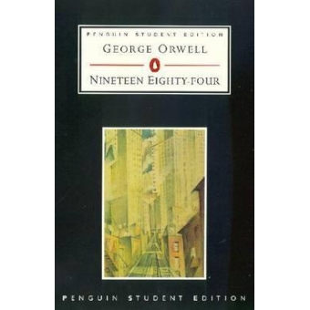 Nineteen-Eighty-Four (1984) Penguin Student edition
