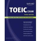 Kaplan TOEIC EXam (with CD-ROM)