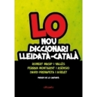 Lo nou diccionari Lleidatà-Català