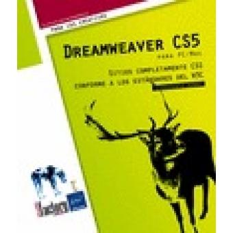 Dreamweaver CS5 y Flash professional CS5 . Pack 2 libros. Desarrollo de sitios web CSS y animaciones con flash