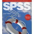 SPSS Survival Manual: A Step by Step Guide to Data Analysis Using SPSS 4th edition