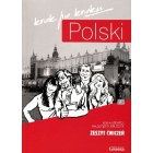 Polski, Krok PO Kroku: Workbook + CD Nivel A1