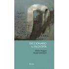 Diccionario de filosofía (Nueva edición revisada)