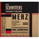 Kurt Schwitters. Vanguardia y publicidad