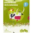 Ciències socials i de la naturalesa 1r EPO - Projecte Duna