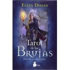El tarot de las brujas (1 libro+1baraja+78 cartas a todo color)