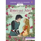 Romeo and Juliet (Usborne English Readers Level 3 B1)