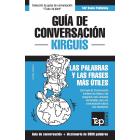 Guía de conversación Español-Kirguís y vocabulario temático de 3000 palabras