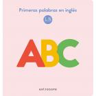 ABC Primeras palabras en inglés