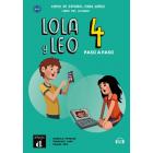 Lola y Leo 4 paso a paso libro del alumno. Nivel A2.1