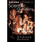 The Oxford dictionary of scientific quotations