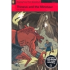 Theseus and the Minotaur (CD-Rom Pack) (Penguin Active Reading lvel 1)