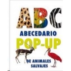 Abecedario pop-up de los animales salvajes
