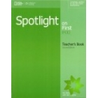 Spotlight on First (FCE). Teacher's Book (2nd Edition)
