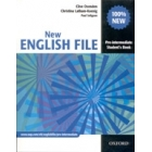 New English File pre-intermediate Student's Book+Workbook with key+Grammar checker (Pack)